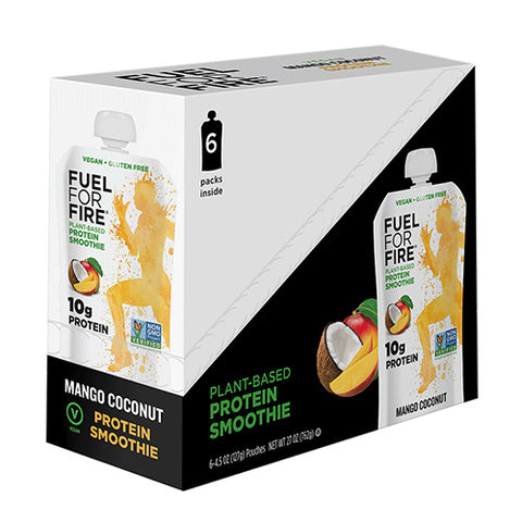 Mango Coconut Fuel For Fire 6 pack case