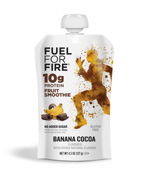 Banana Cocoa - Fuel For Fire