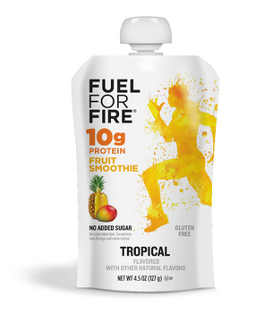 Tropical - Fuel For Fire