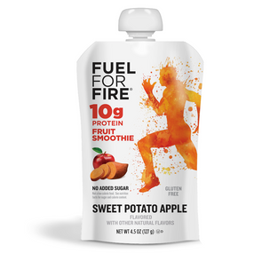 Sweet Potato Apple - Fuel For Fire