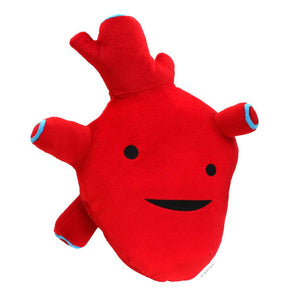 I Heart Guts! & Giant Microbes Plush