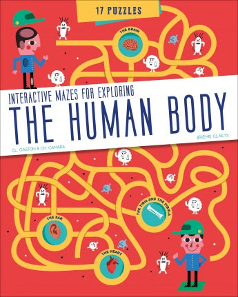 The Human Body: Interactive Mazes for Exploring
