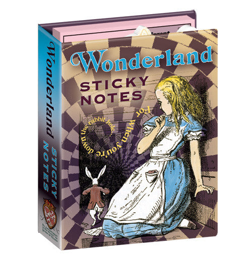Alice in Wonderland Notes