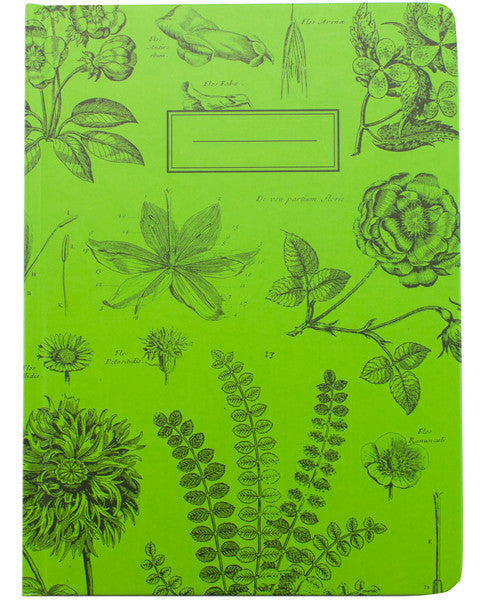 Botanical Hardcover Notebook