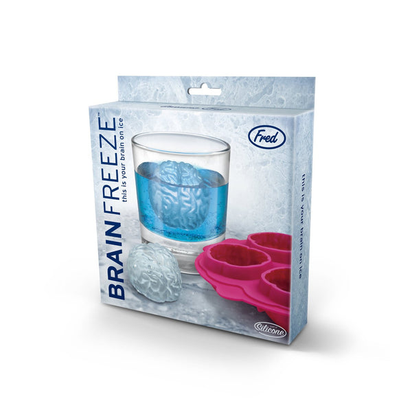 Brain Freeze Ice Cube Trays