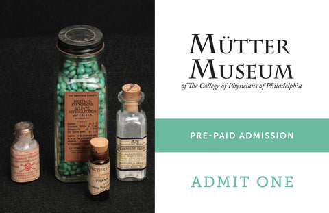 General Pre-Paid Admission Ticket