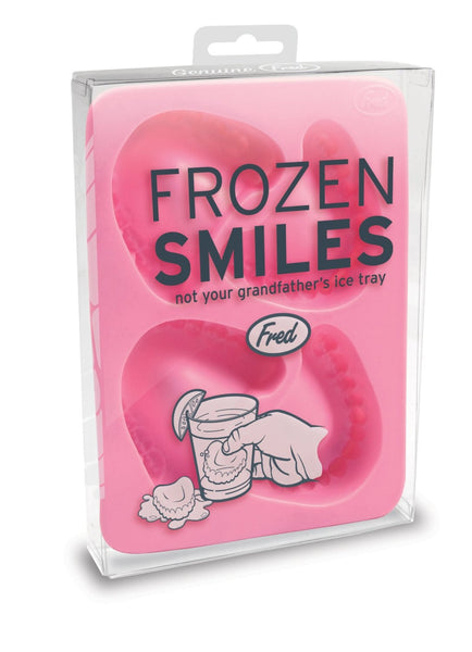 Frozen Smiles Ice Cube Tray