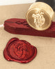 Anatomical Heart Wax Seal