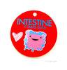 Intestine Pin