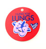 Lungs Pin
