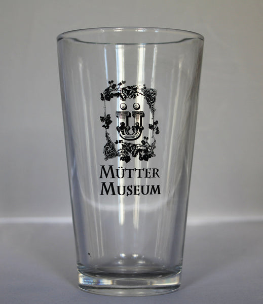 Mütter Pint Glass