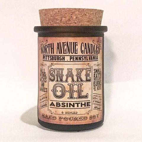 Snake Oil Candle