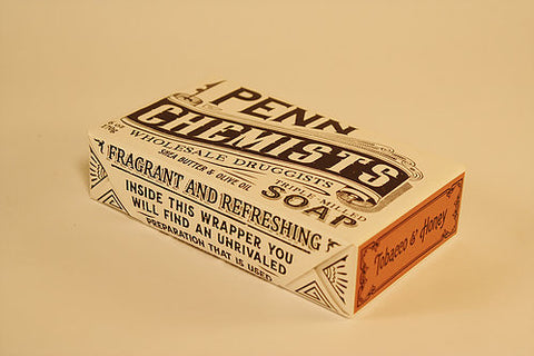 Tobacco & Honey Soap