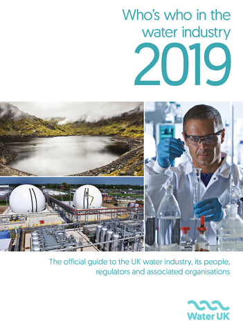 Who's Who in the Water Industry 2019