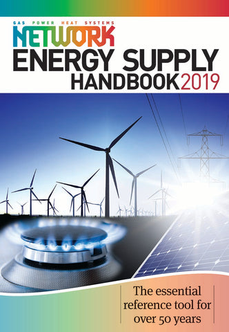 Utility Week Energy Supply Handbook 2019