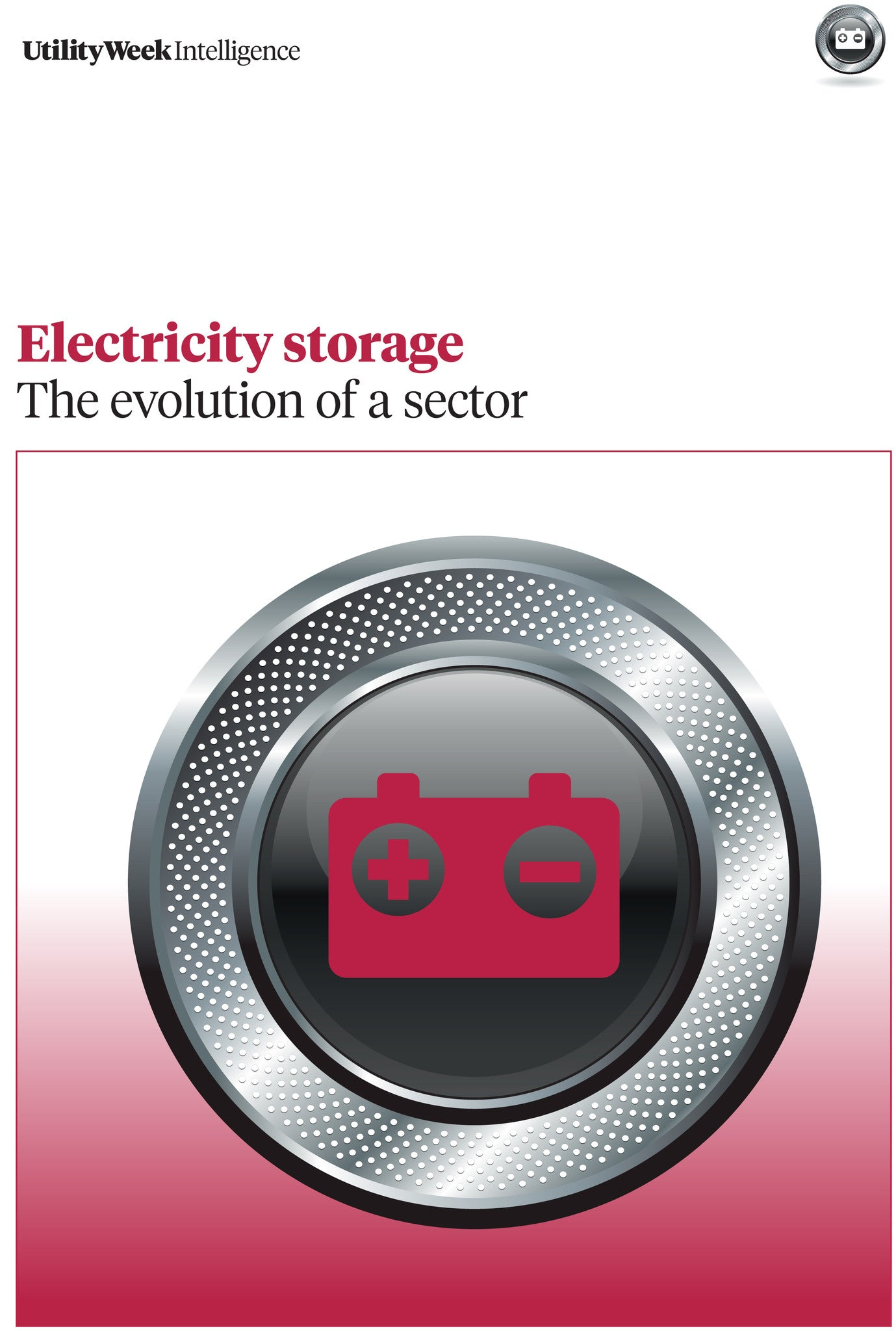 Energy storage: the evolution of a sector