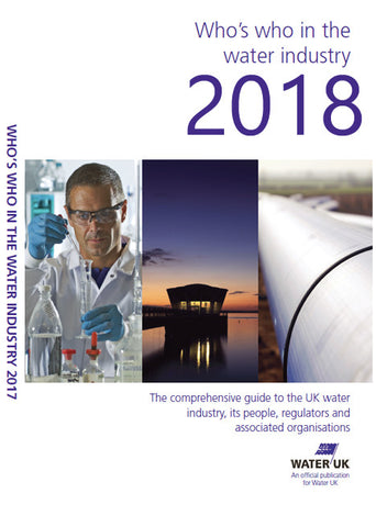 Who's Who in the Water Industry 2018