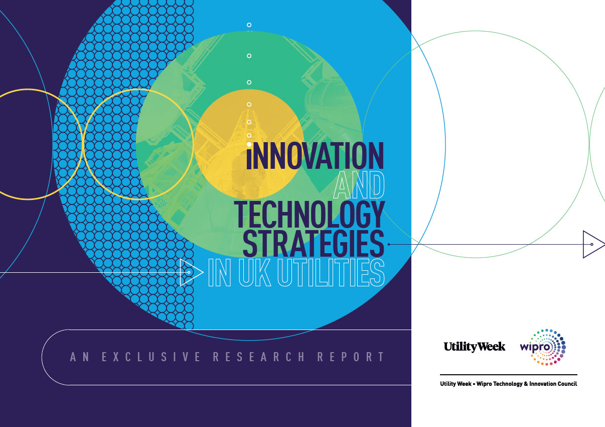 Exclusive report: Innovation and technology strategies in UK utilities
