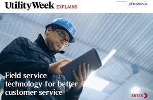 Field service technology for better customer service