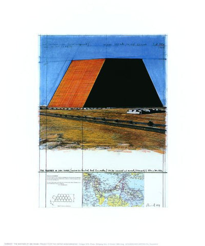 Mastaba of Abu Dhabi (Collage, 1979)