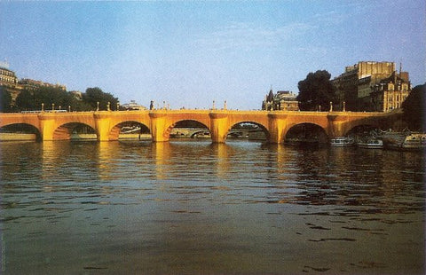 Pont Neuf Wrapped (Photo, 1985)