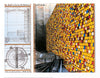 The Wall, Gasometer Oberhausen (Collage, 1999)