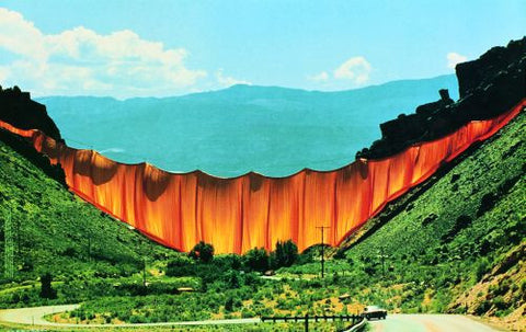 Valley Curtain (Photo, 1972)