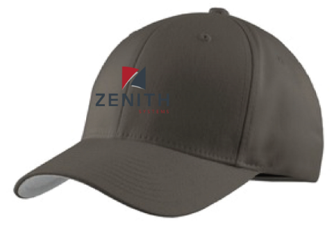 Zenith Hat - Dark Grey