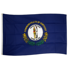 Kentucky 3ft x 5ft Nylon Flag