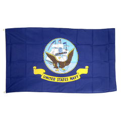 Us Navy 3ft x 5ft Nylon Flag