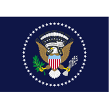 Usa President 3ft x 5ft Nylon Flag