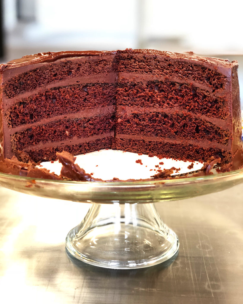A chocolate cake worth repeating