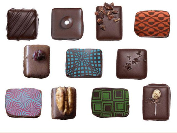 Sustainably sourced Chocolate