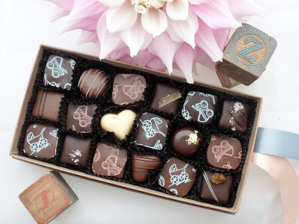 Expecting Parents Chocolate Gift Box