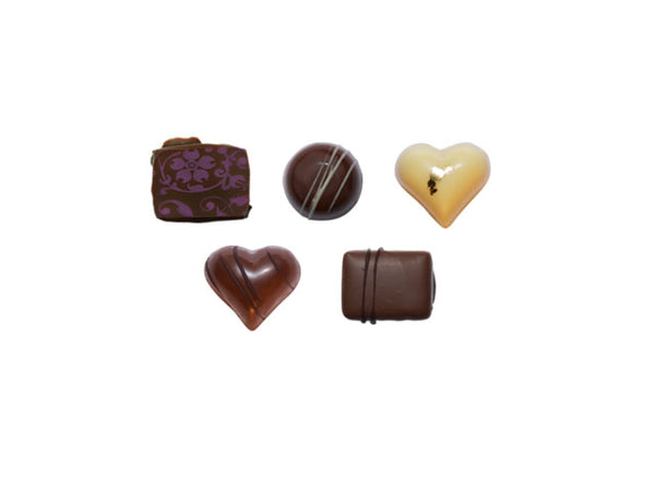 Milk Chocolate Truffle Collection