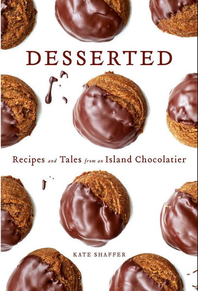 Kate Shaffer's Chocolate Cookbook