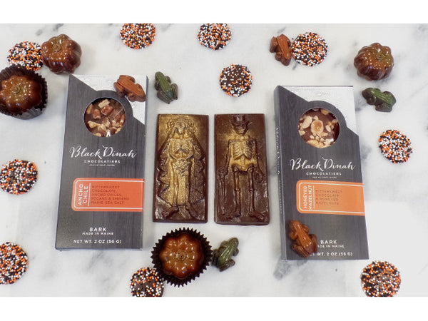 Gourmet Halloween Chocolate