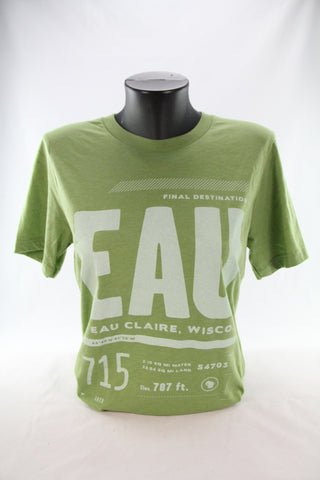 EAU Final Destination Tee