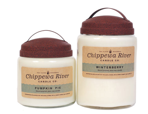 Pumpkin Pie Large Apothecary Jar Candle 28 oz