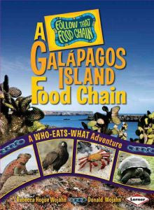 A Galapagos Island Food Chain