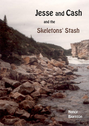 Jesse and Cash and the Skeletons' Stash