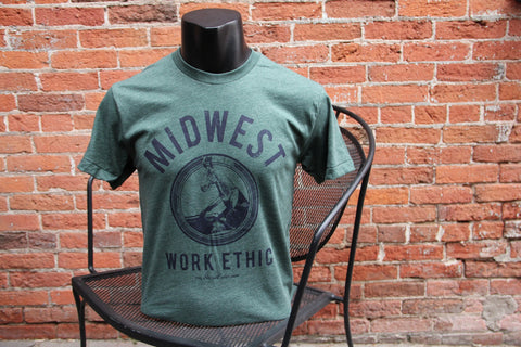 Midwest Work Ethic Tee
