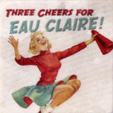 Marble Magnet - Three Cheers for Eau Claire