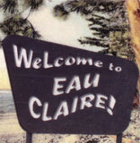 Marble Magnet - Welcome To Eau Claire