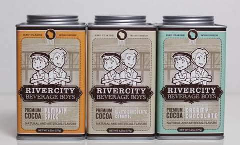Premium Cocoa - River City Beverage Boys