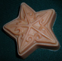 Lucy's Goat Milk Soap - Star