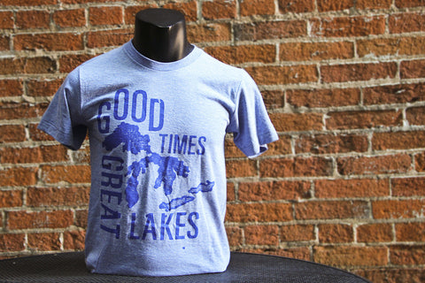Good Times Great Lakes Tee