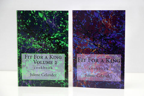 Fit for a King Cookbook