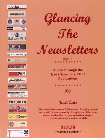 Glancing the Newsletters Vol. 4
