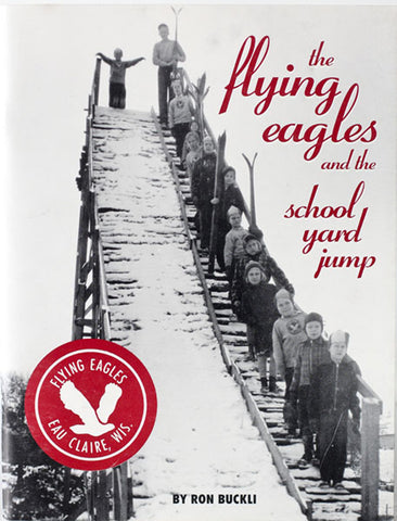 The Flying Eagles and the School Yard Jump